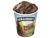 Grocery Delivery London - Ben & Jerry's Non-Dairy Chocolate Fudge Brownie 465ml same day delivery