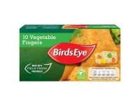 Grocery Delivery London - Birds Eye Veggie Fingers x10 - Vegan 284g same day delivery