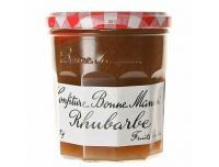 Grocery Delivery London - Bonne Maman Rhubarb Jam 370g same day delivery