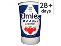 Grocery Delivery London - Elmlea Double Cream 284ml same day delivery
