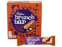 Cadbury Brunch Bar Choc Chip 6s