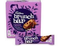 Cadbury Brunch Bar Raisin 6s
