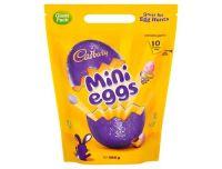 Cadbury Mini Eggs 10 Pack 385g