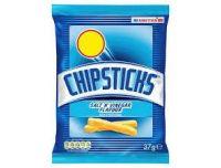 Grocery Delivery London - Chipsticks Salt & Vinegar 37g same day delivery