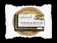 Clayton Park Potato & Meat Pie