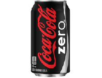 Grocery Delivery London - Coca-Cola Zero 330ml same day delivery