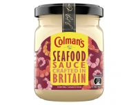 Grocery Delivery London - Colmans Seafood Sauce 250ml same day delivery