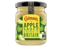Grocery Delivery London - Colmans Bramley Apple Sauce 155g same day delivery