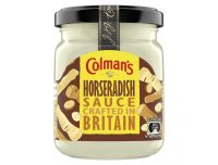Grocery Delivery London - Colmans Horseradish Sauce 250ml same day delivery