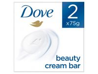 Grocery Delivery London - Dove Bar Nature Wrapped Cardboard 100g 2pk same day delivery
