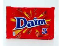 Daim Chocolate Bars 3 Pack