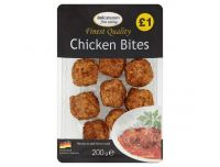 Grocery Delivery London - Delicatessen - Chicken Bites 200g same day delivery