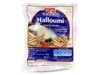 Grocery Delivery London - Halloumi Organic Cheese 225g same day delivery