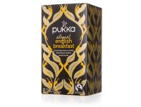 Grocery Delivery London - Pukka  English Breakfast Tea 20 sachets same day delivery