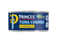 Princes Tuna Chunks in Sunflower Oil 145g
