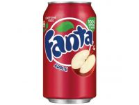 Grocery Delivery London - Fanta Apple 355ml same day delivery