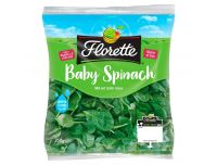 Grocery Delivery London - Florette Baby Spinach 100g same day delivery
