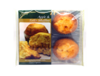 Goodwyns Apple & Toffee Muffins 4pack