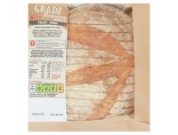Grocery Delivery London - Yeast Free White Sourdough Bread 500g same day delivery