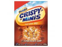 Grocery Delivery London - Weetabix Crispy Minis Cereals 450g same day delivery