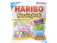 Haribo Squidglets Sweets Pouch 140g