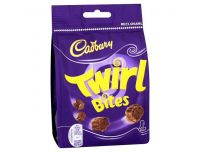 Grocery Delivery London - Cadbury Twirl Bites 95g same day delivery