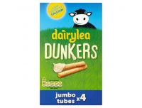 Grocery Delivery London - Dairylea Dunkers Jumbo Tubes 4x47g same day delivery