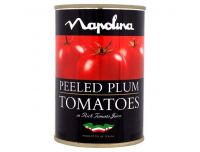 Grocery Delivery London - Napolina Peeled Plum Tomatoes 400g same day delivery