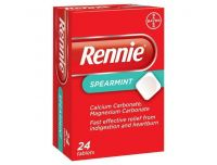 Grocery Delivery London - Rennie Spearmint 24's same day delivery