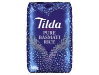 Grocery Delivery London - Tilda Pure Basmati Rice 500g same day delivery