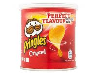 Grocery Delivery London - Pringles Pop And Go Original 40g same day delivery