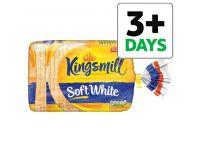 Grocery Delivery London - Kingsmill Soft White Medium 800g same day delivery
