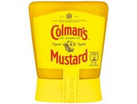 Grocery Delivery London - Colman's Original English Squeezy Mustard 150g same day delivery