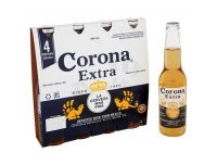 Grocery Delivery London - Corona Extra 4x330ml same day delivery