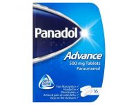 Grocery Delivery London - Panadol Advance Tablets 16s same day delivery