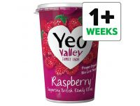 Grocery Delivery London - Yeo Valley Raspberry Yogurt 450g same day delivery