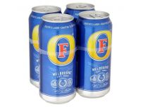 Grocery Delivery London - Fosters 4x440ml same day delivery