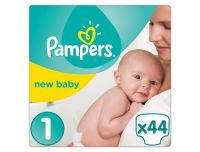 Grocery Delivery London - Pampers New Baby Size 1 Carry Pack 23 Nappies same day delivery
