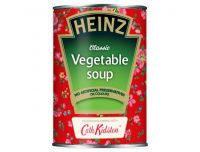 Grocery Delivery London - Heinz Vegetable Soup 400g same day delivery