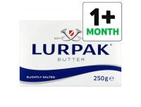 Grocery Delivery London - Lurpak Slightly Salted Block Butter 250g same day delivery