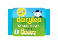 Grocery Delivery London - Dairylea Slices 200g same day delivery