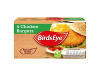Grocery Delivery London - Bird's Eye 4 Chicken Burgers 200g same day delivery