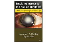 Lambert & Butler Original Silver King Size 20 Pack