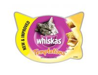 Grocery Delivery London - Whiskas Temptations Chicken And Cheese 60g same day delivery