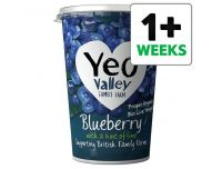 Grocery Delivery London - Yeo Valley Blueberry Yogurt 450g same day delivery