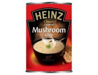Grocery Delivery London - Heinz Cream Of Mushroom Soup 400g same day delivery