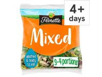 Grocery Delivery London - Florette Mixed Crunchy Salad 100g same day delivery