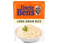 Grocery Delivery London - Uncle Bens Microwave Express Long Grain Rice 250g same day delivery