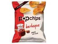 Grocery Delivery London - Popchips BBQ Popped Potato Chips 23g same day delivery