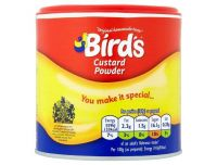 Grocery Delivery London - Birds Custard Powder Original Flavoured 300g same day delivery
